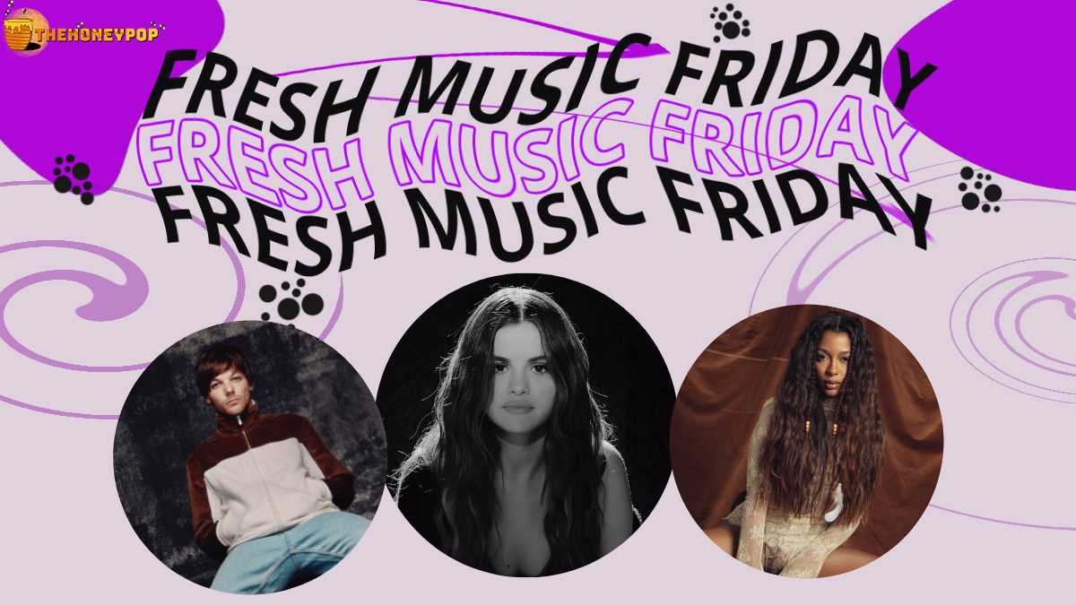 Fresh Music Friday: Selena Gomez, Louis Tomlinson, Lizzo And More Treat Us To Some Sweet New Releases
