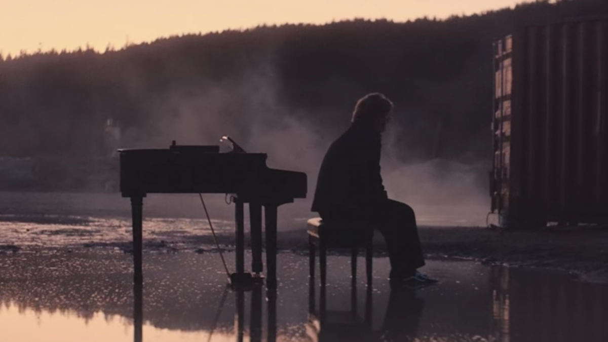 Lewis Capaldi Gets The Heat Rising In Music Video For 'Bruises'