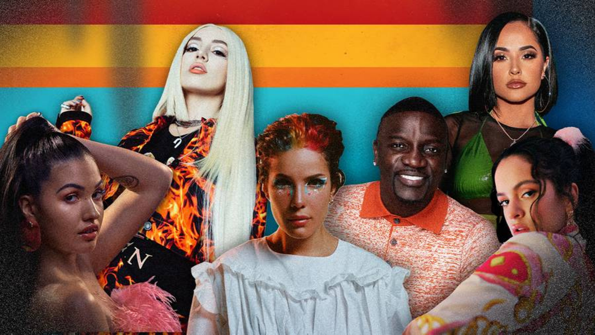 Halsey, Akon, and Rosalía To Join Becky G as Performers at the MTV EMA's 2019