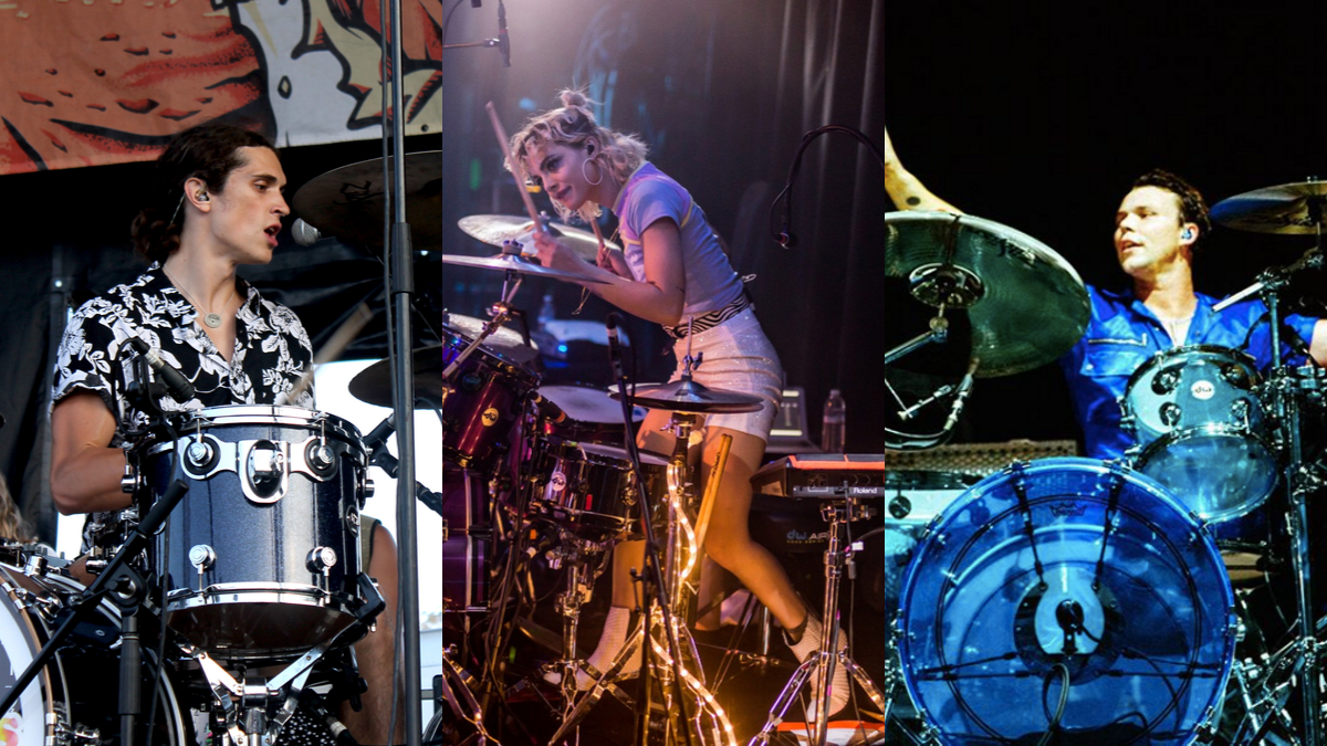 It's National Hug A Drummer Day! Here Are 7 Drummers We'd Hug In A Heartbeat