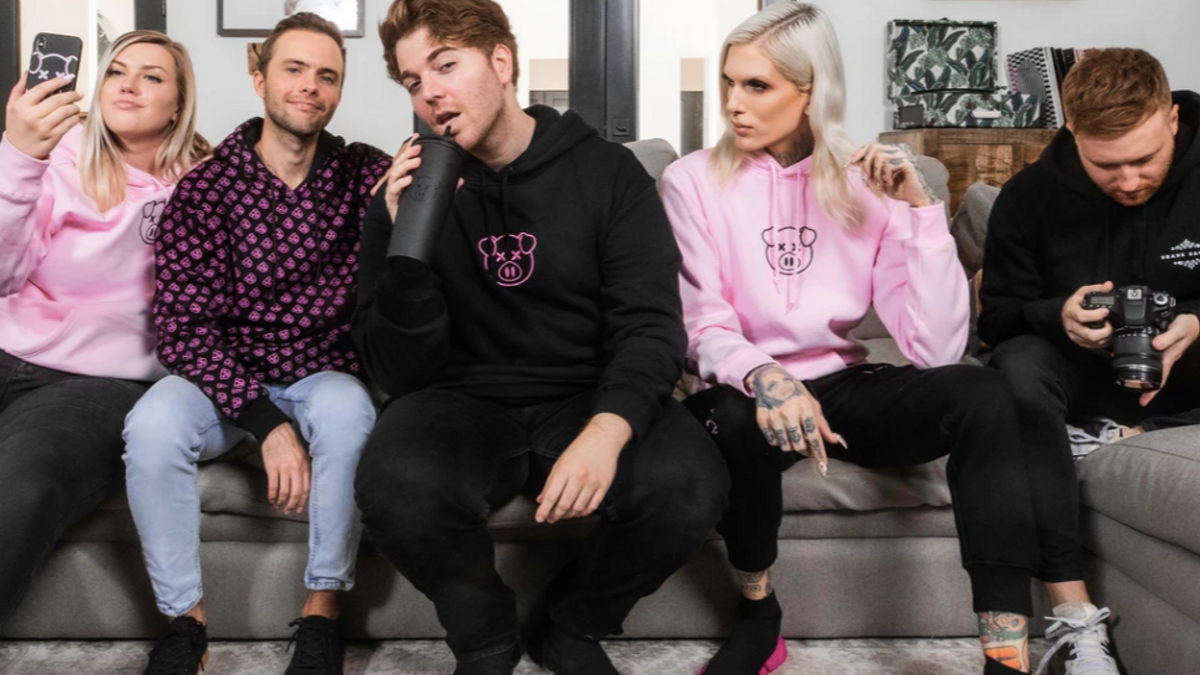 Shane Dawson's Dropped Brand New Merch And It's Already Sold Out!