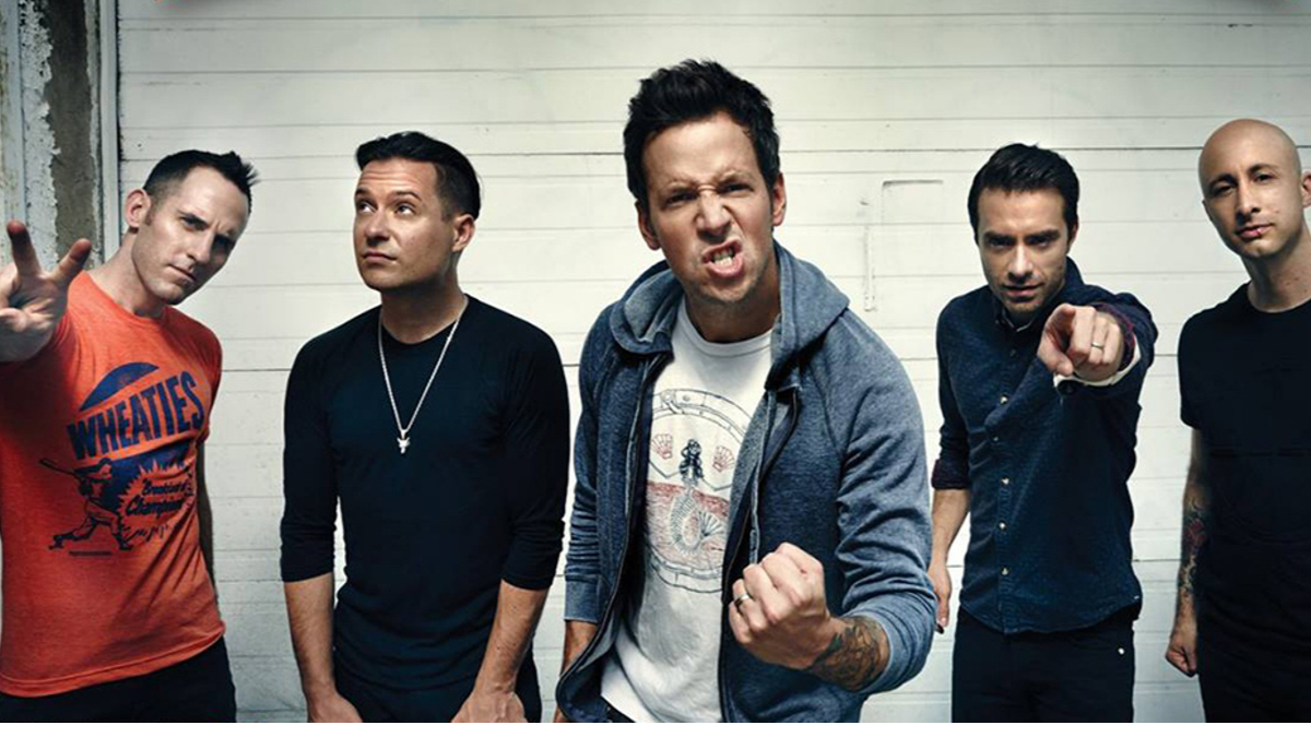Simple Plan, State Champs and We The Kings Drop A Collab We Never Knew We Needed!