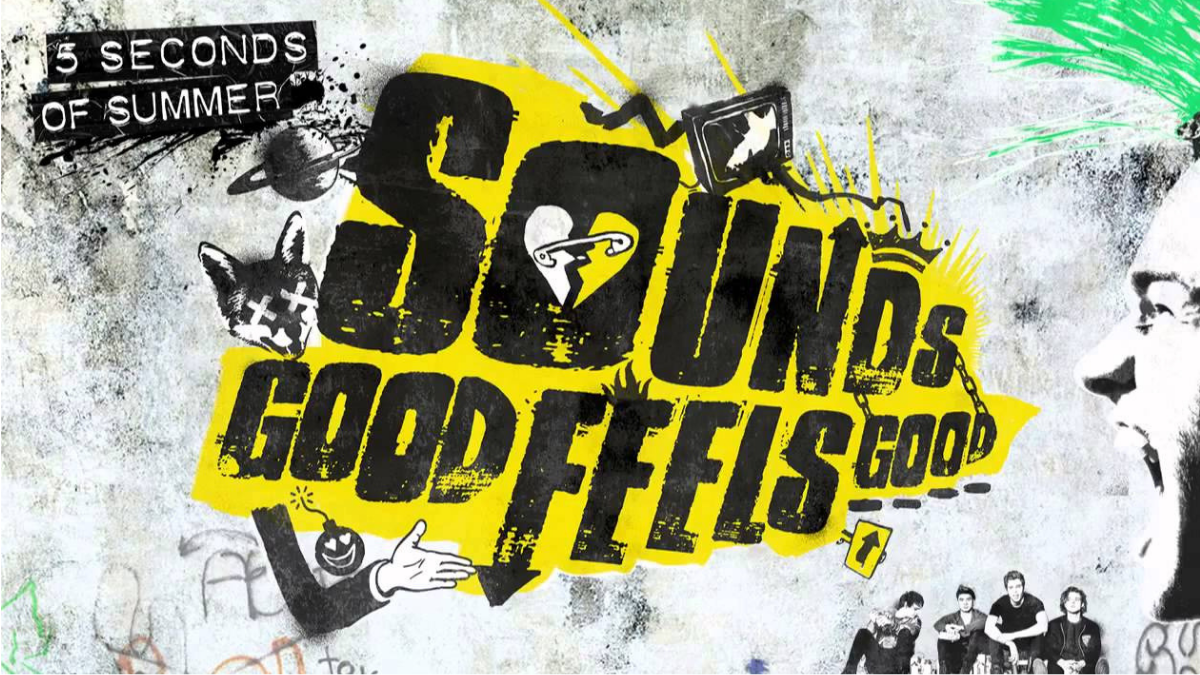It's Been Four Years Since 5SOS' 'Sounds Good Feels Good' – Here's Why It Still Means A Lot To Fans
