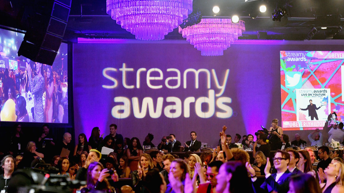 The 2019 Streamy Awards Nominees Have Been Announced!