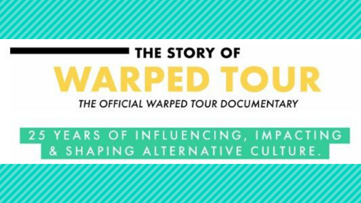 We'll Be Forever Warped With The Story of Warped Tour