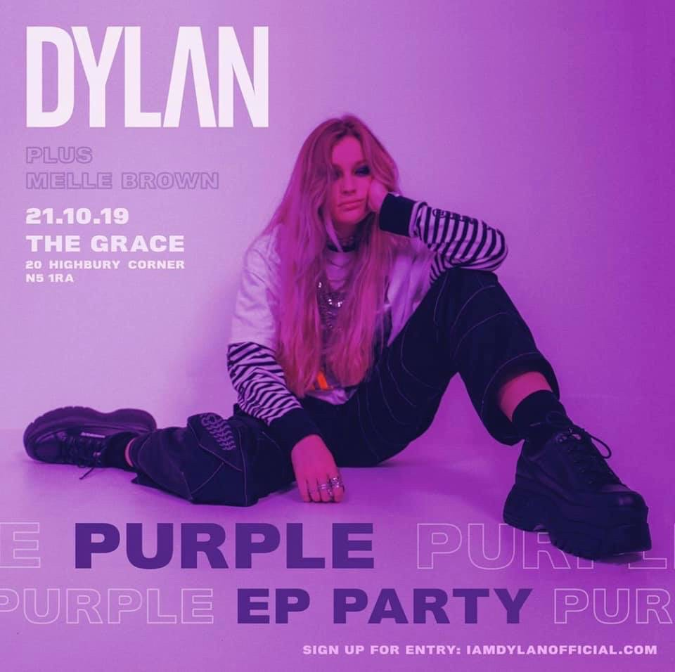 Dylan Purple EP