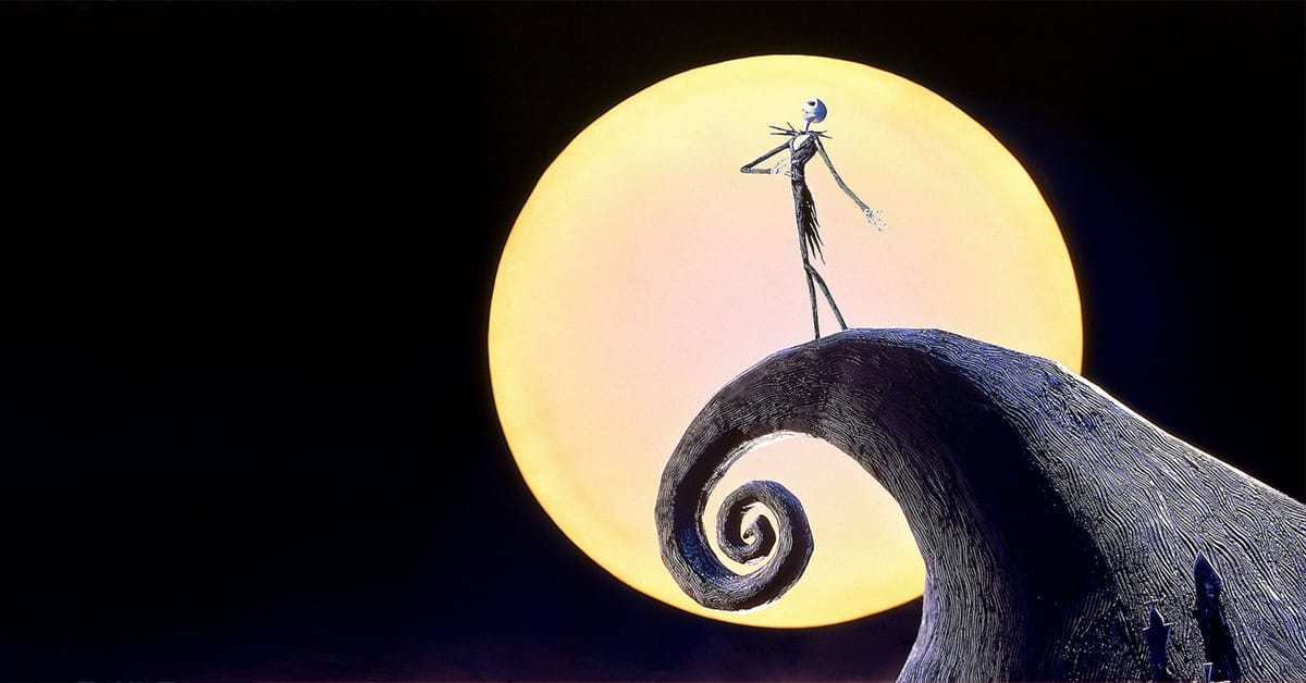 What's This? The Nightmare Before Christmas is a Halloween Movie!