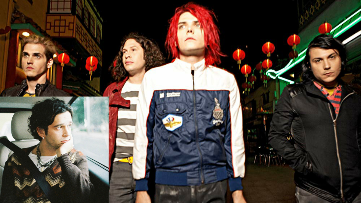 Will Matty Healy Collab With My Chemical Romance? Plus 5 Other MCR Collabs We'd Love to See!