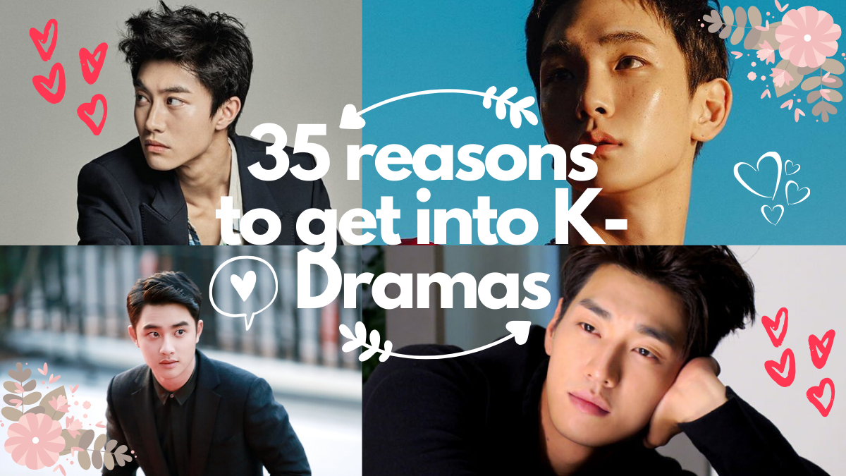 Need New Binge Material? Here Are 35 Reasons To Get Into K-Dramas (And They're All Beautiful)