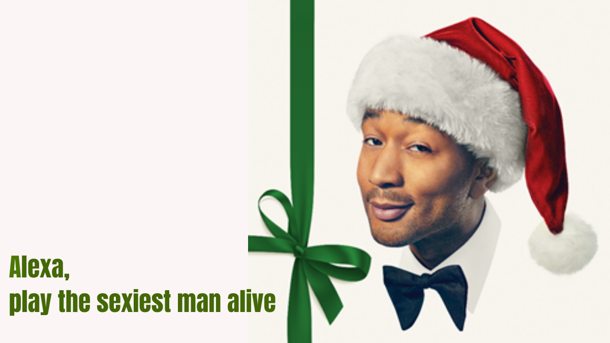 John Legend's New Christmas Song is Ready for Caroling