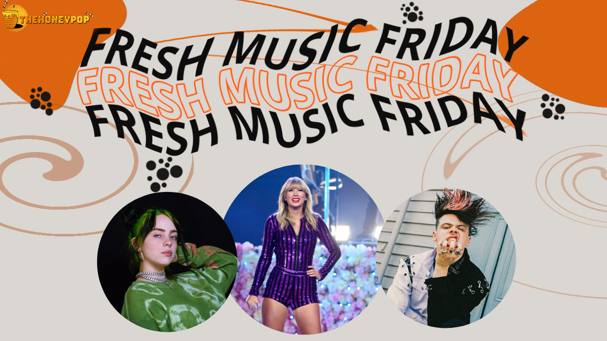 Fresh Music Friday: Taylor Swift, Billie Eilish, Yungblud and MORE!
