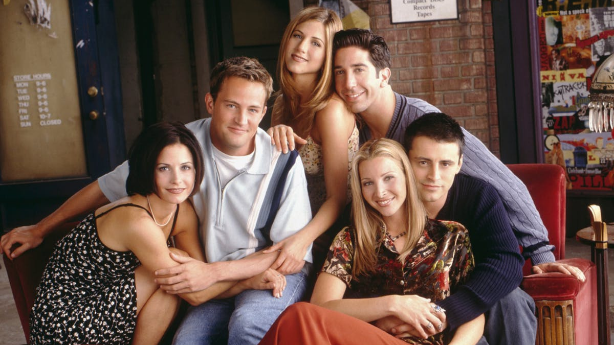 A 'Friends' Reunion is OFFICIALLY in the Works and WE ARE SCREAMING!