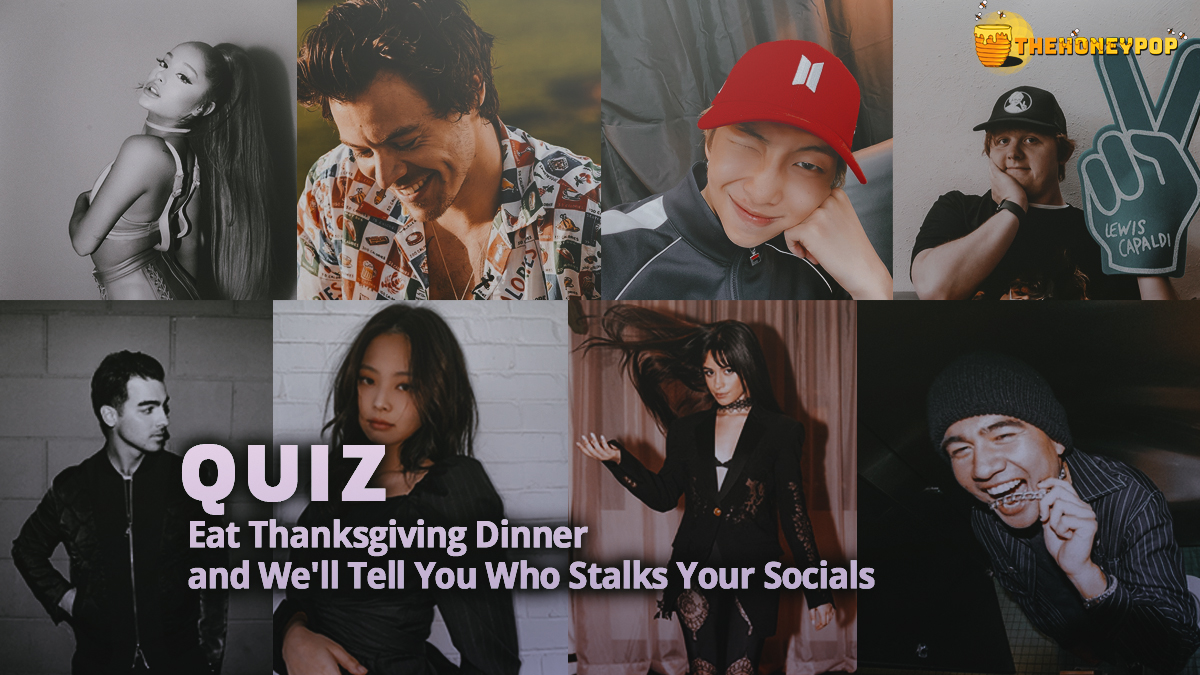 QUIZ: Eat Thanksgiving Dinner and We'll Tell You Who Stalks Your Socials