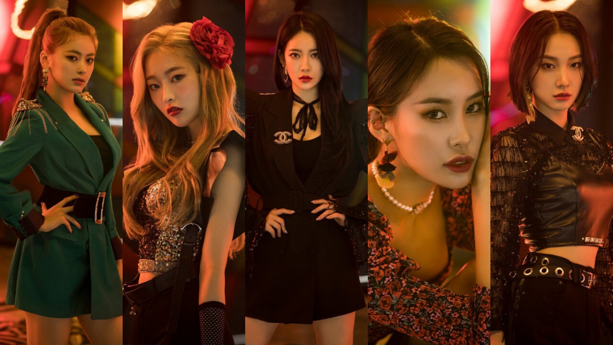 HINAPIA's Debut: Check Out K-Pop's Newest Girl Group