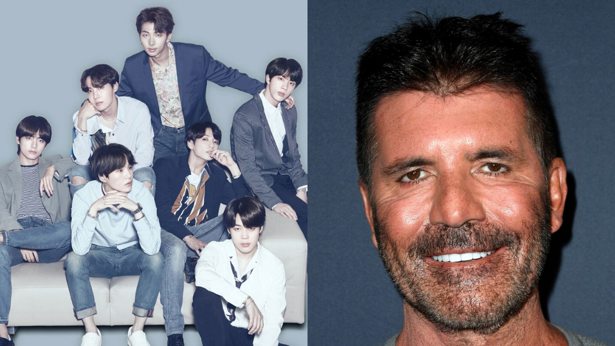 KPOP Stans Aren't Best Pleased With Simon Cowell Right Now – Here's Why