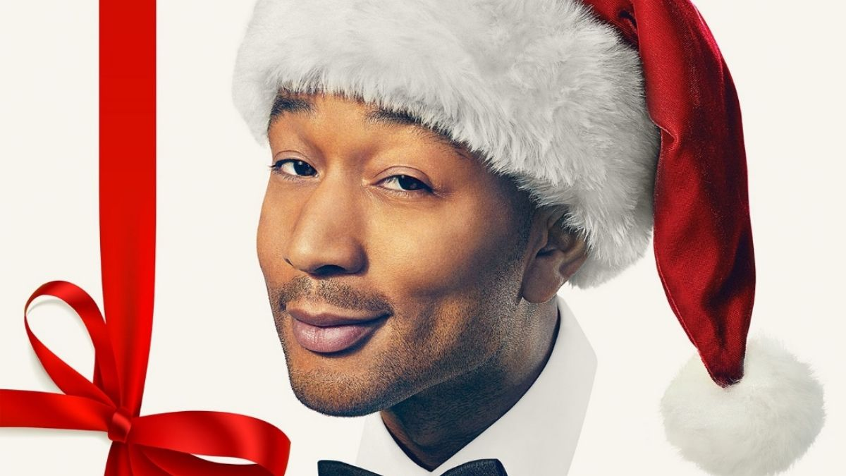 John Legend Sleighs! With Deluxe Edition Of His Legendary Christmas Album