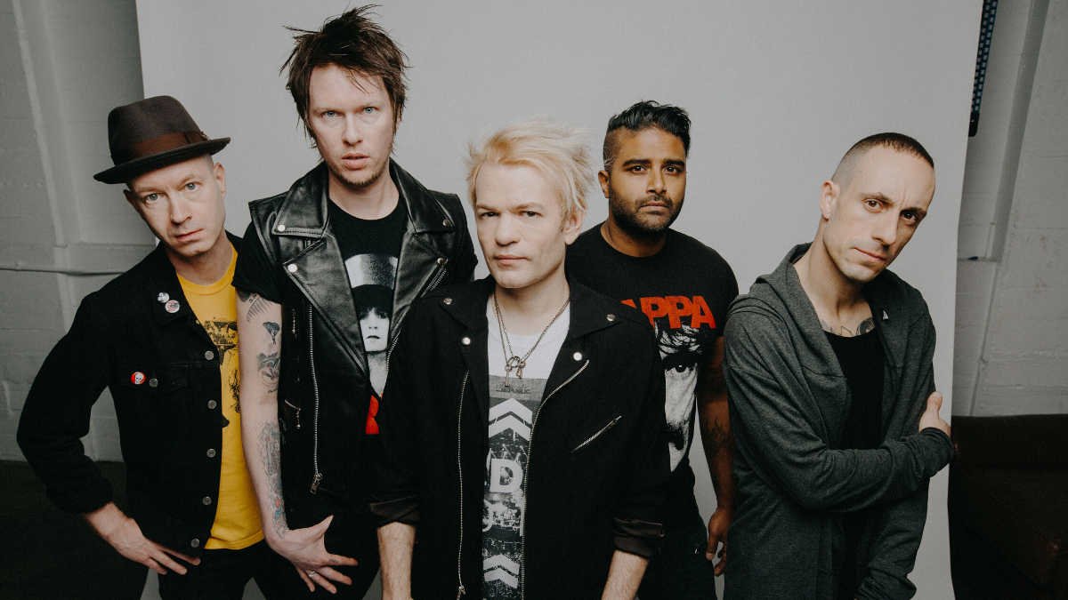 No Decline Here! Sum 41 Is Soaring With 'Never There'