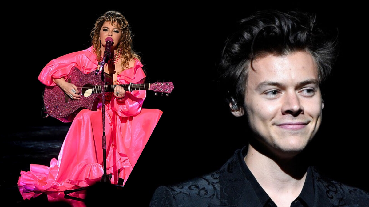 Dreams Do Come True: Harry Styles and Shania Twain Have A Collab In The Works