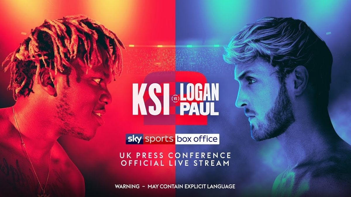 KSI & Logan Paul Fight Is Quickly Approaching! Who Are You Backing?