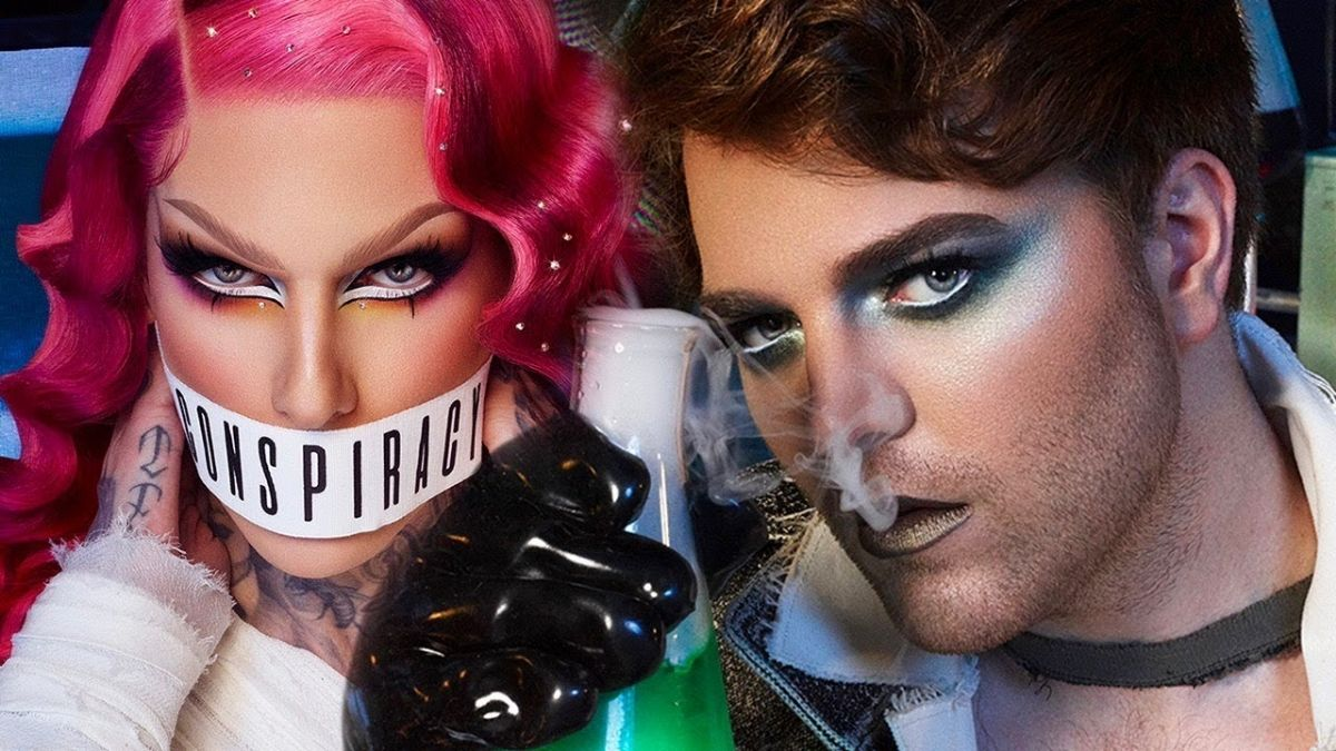 The Shane X Jeffree Conspiracy Pallette Has Us SHOOK!