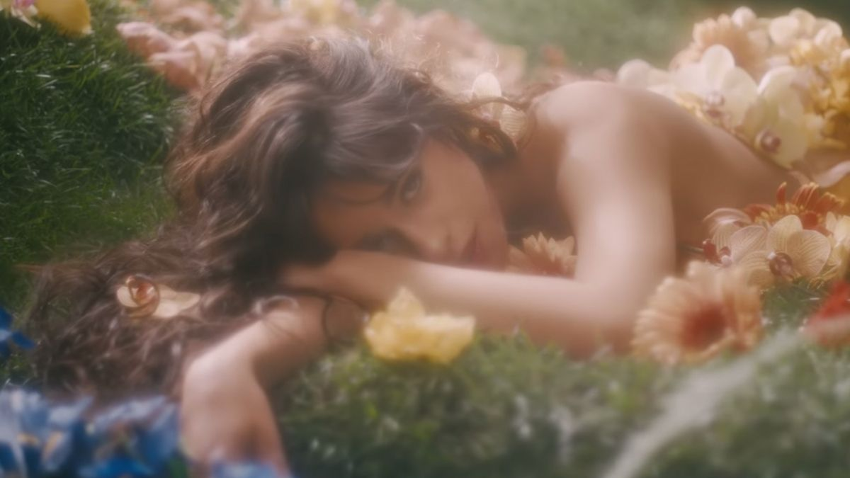 Our Favorite Señorita! Camila Cabello Drops New Video For 'Living Proof'