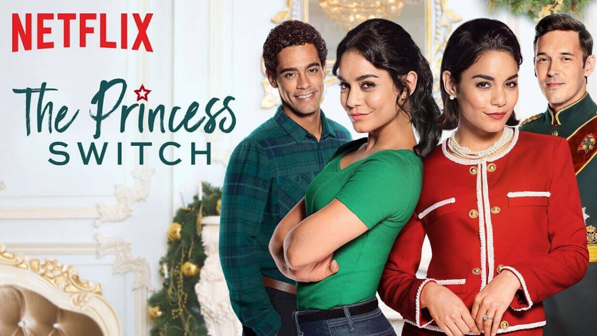 Vanessa Hudgens is a Triple Threat in Princess Switch Sequel