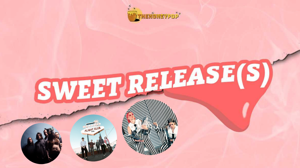 Sweet Releases — Weekend Sweetener