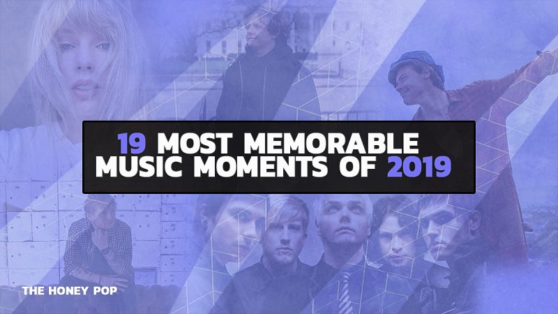 19 Most Memorable Music Moments Of 2019!