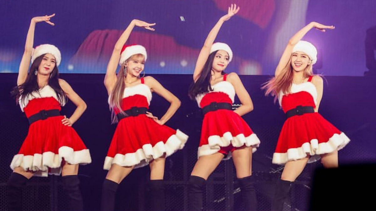 QUIZ: Plan a Holiday Party and We'll Tell You What Gift BLACKPINK Will Get You