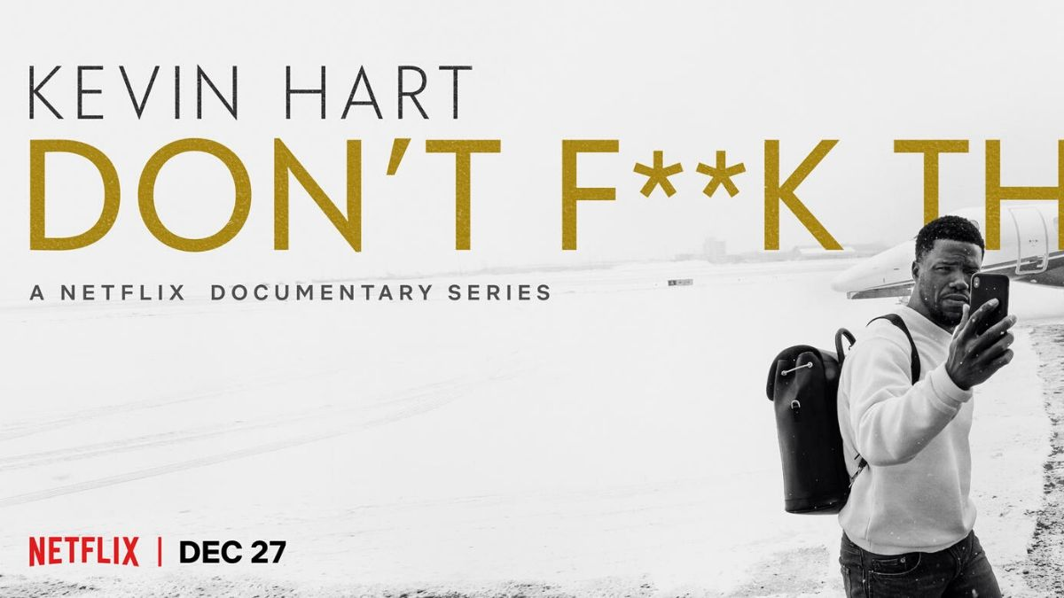 Netflix Releases Trailer for The Kevin Hart Series Don't F**ck This Up