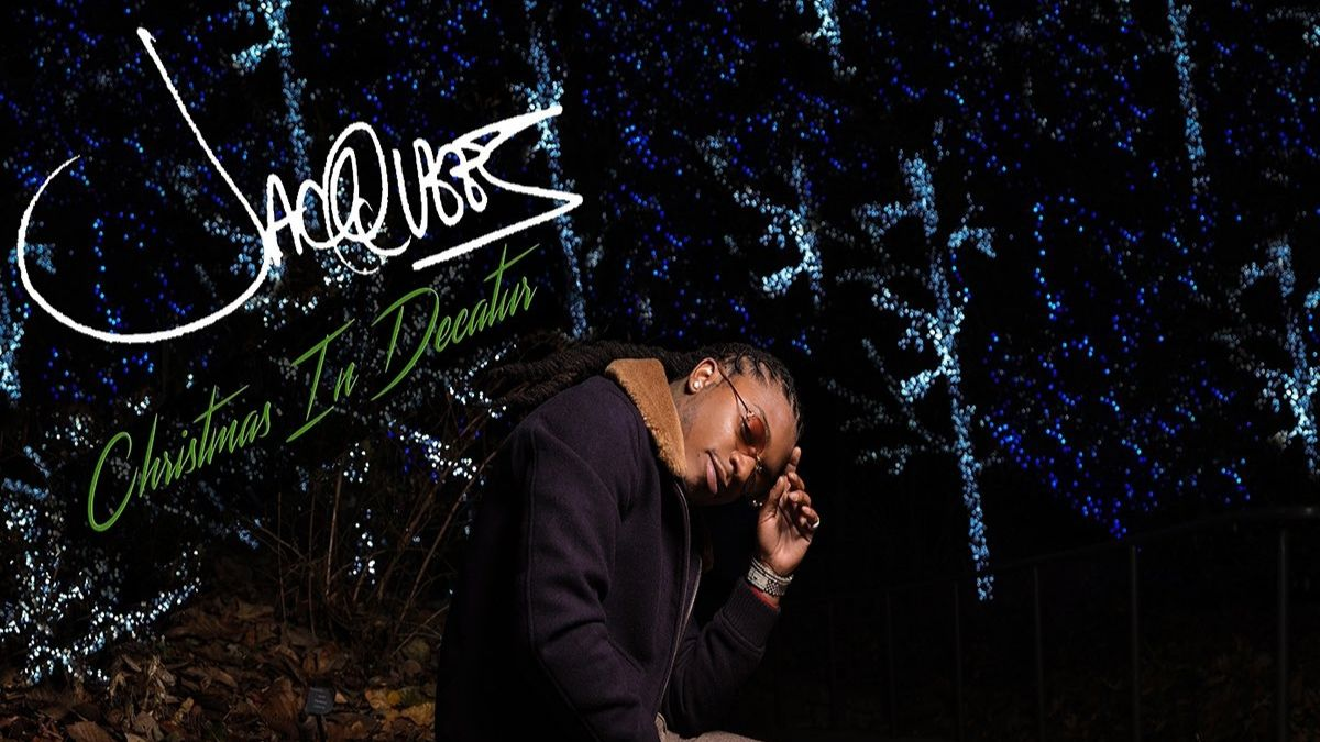 Jacquees' First Christmas Album Released