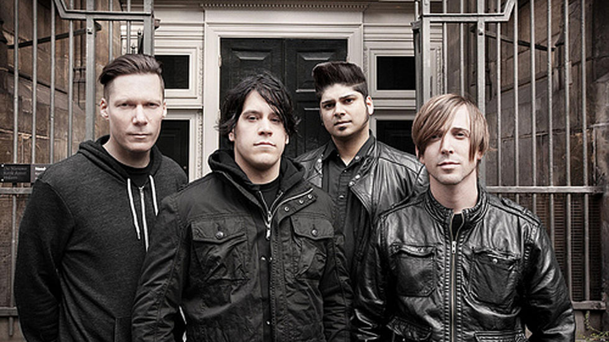 Billy Talent Launch Episodic Film Forgiveness!