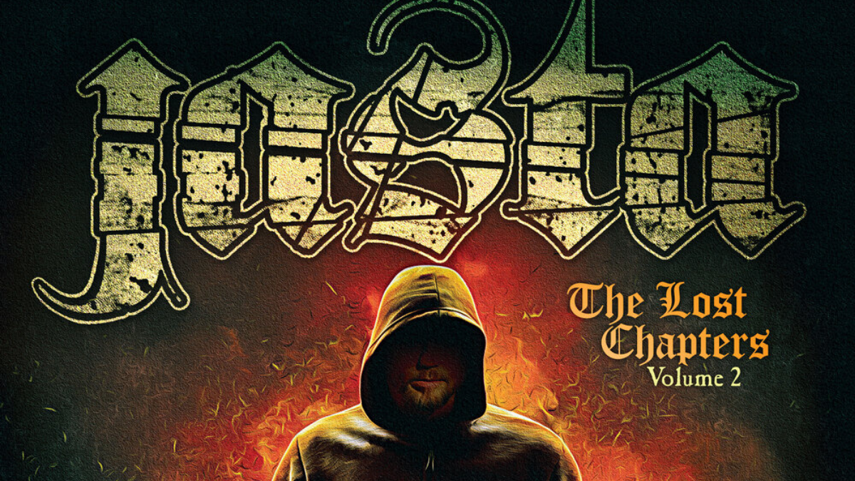 Jasta Self Releases 'The Lost Chapters' Vol.2!