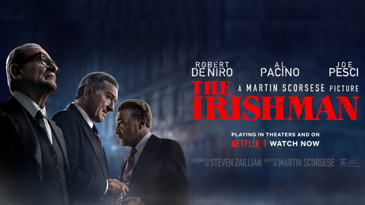 5 Reasons Why … You Should Watch The Irishman
