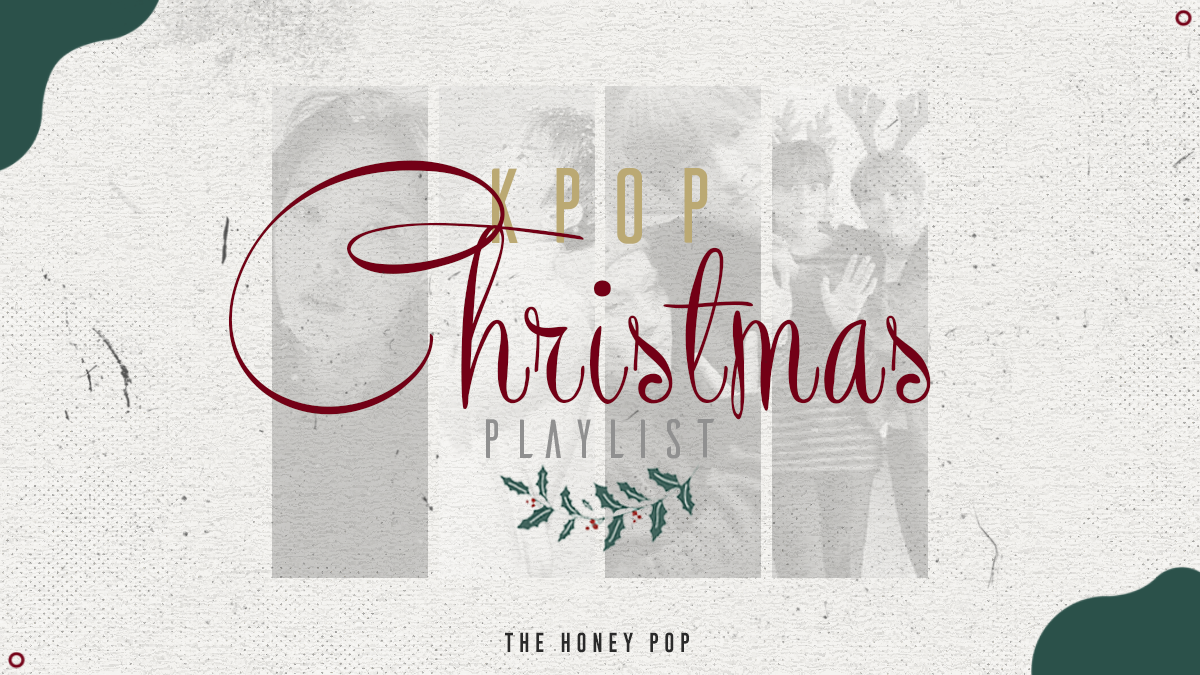 K-Pop Christmas Songs Playlist