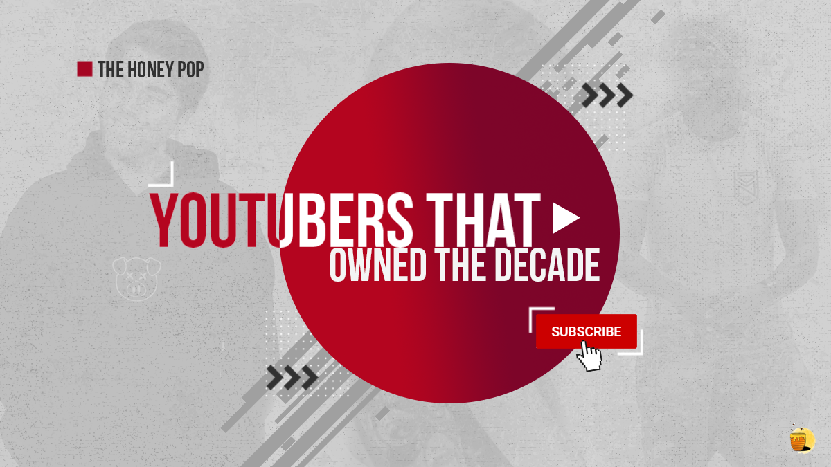 YouTubers That Owned The Decade