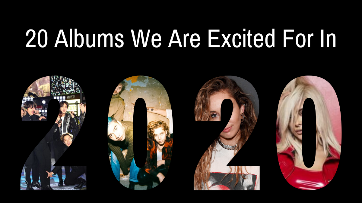 20 New Albums To Roll In The '20s