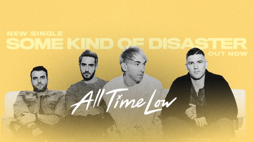 All Time Low Are Back and It's Anything But A Disaster