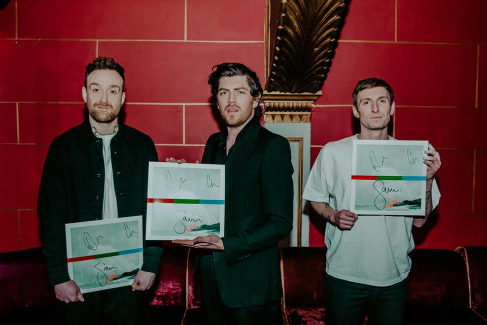 Twin Atlantic with New album Powerhouse