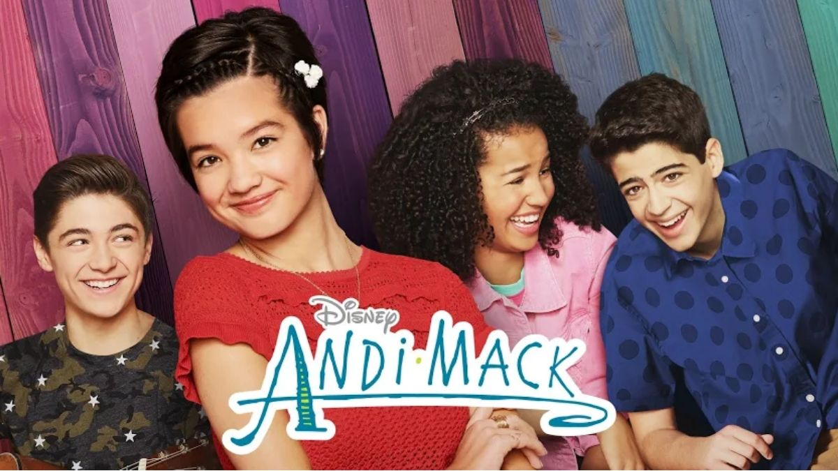Andi Mack Crafts a New Type of Disney Show