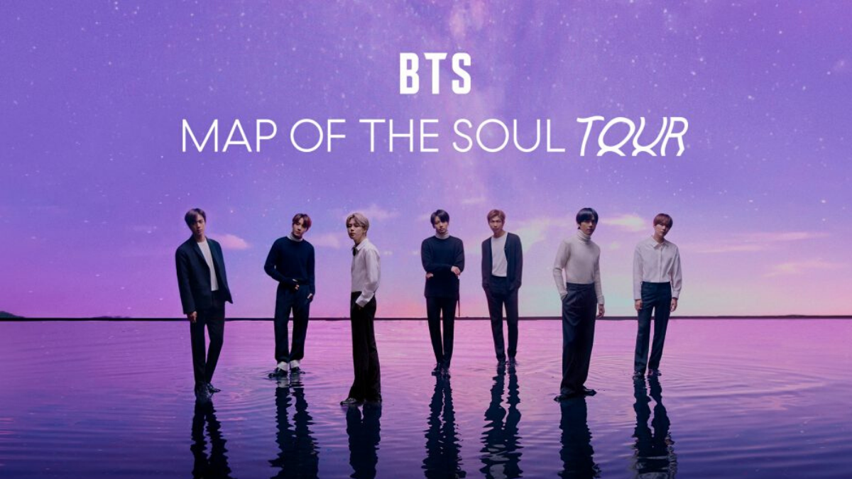 BTS Have Announced Their Map of the Soul Tour! Here's Everything We Know About it …