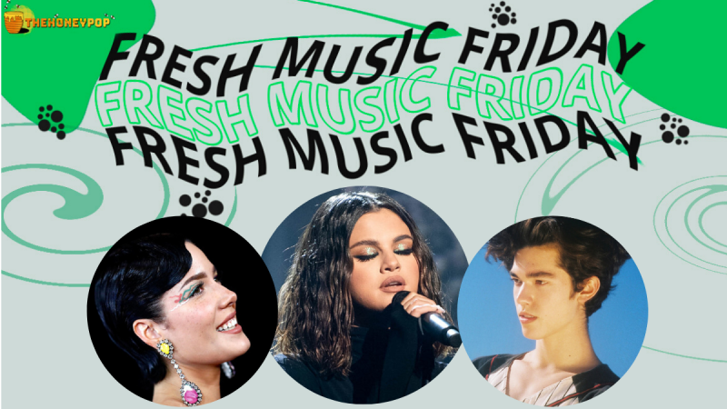 Fresh Music Friday: Selena Gomez, Halsey, Conan Gray and MORE!