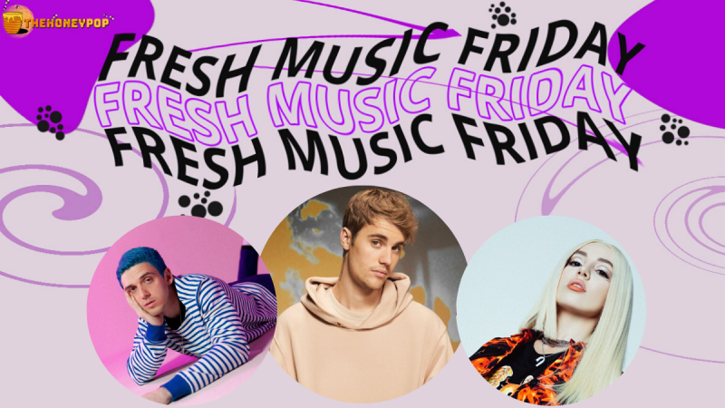 Fresh Music Friday: Justin Bieber, Ava Max, Lauv and MORE!