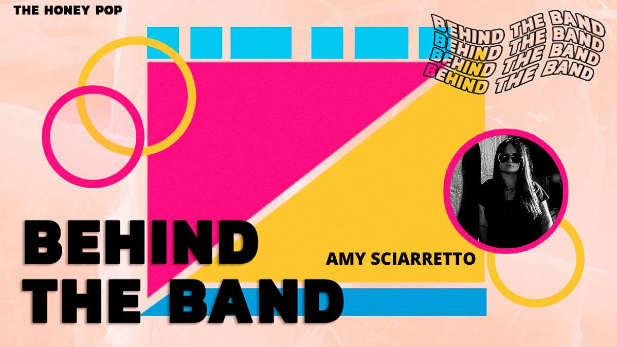 Behind the Band: Amy Sciarretto
