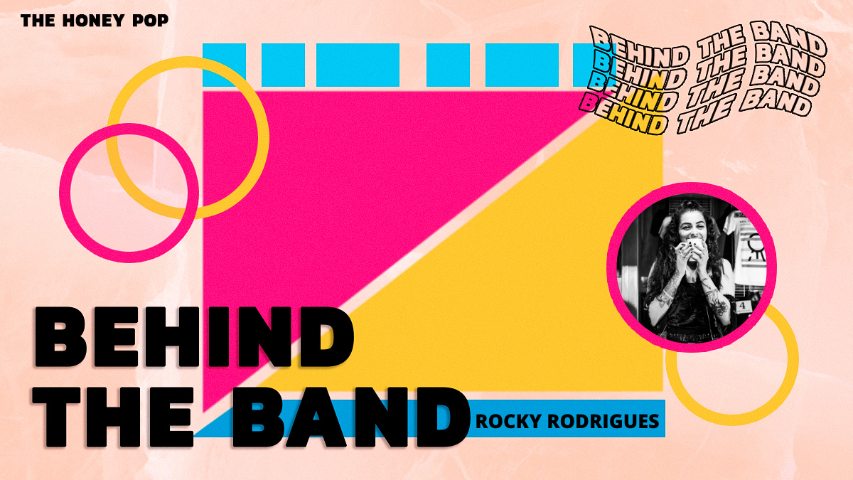 Behind the Band: Rocky Rodrigues