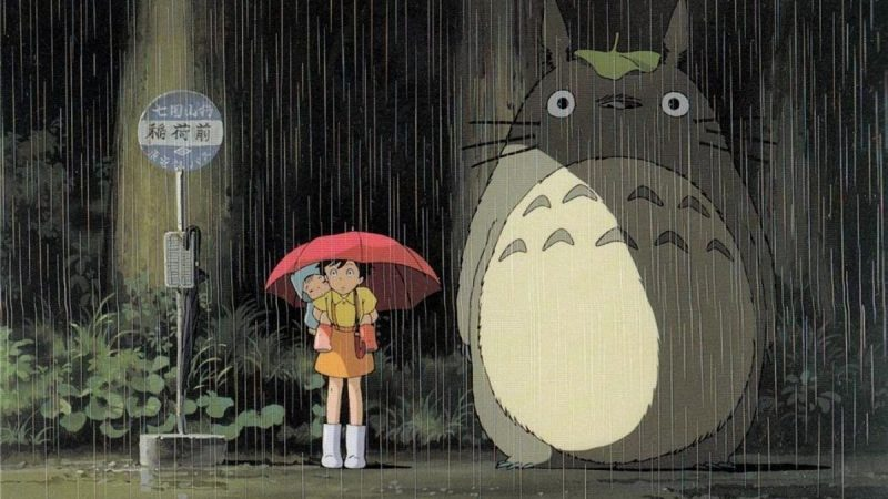 21 Studio Ghibli Films Coming to Netflix