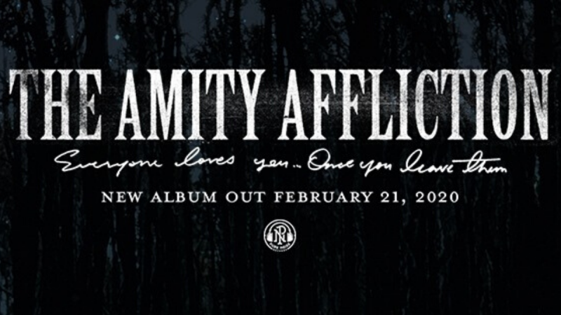 The Amity Affliction Announce The Release of New Album!