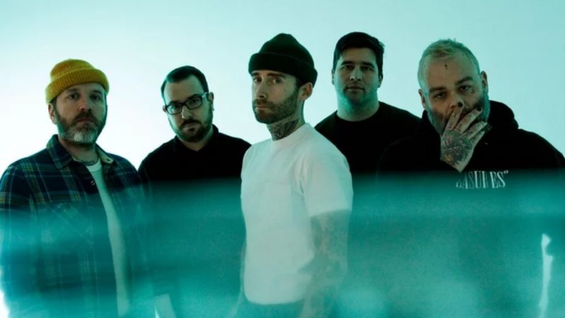 Alexisonfire Debuts Mind-blowing New Song!