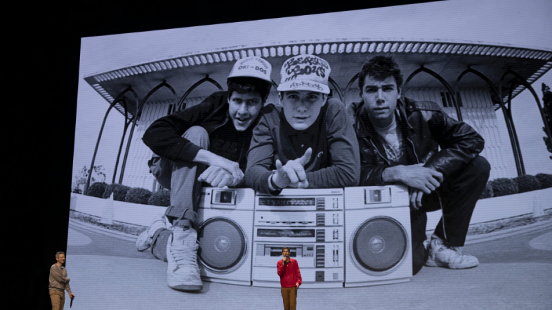 The Beastie Boys Took A Bite Out Of Apple With The Release Of  'Beastie Boys Story'
