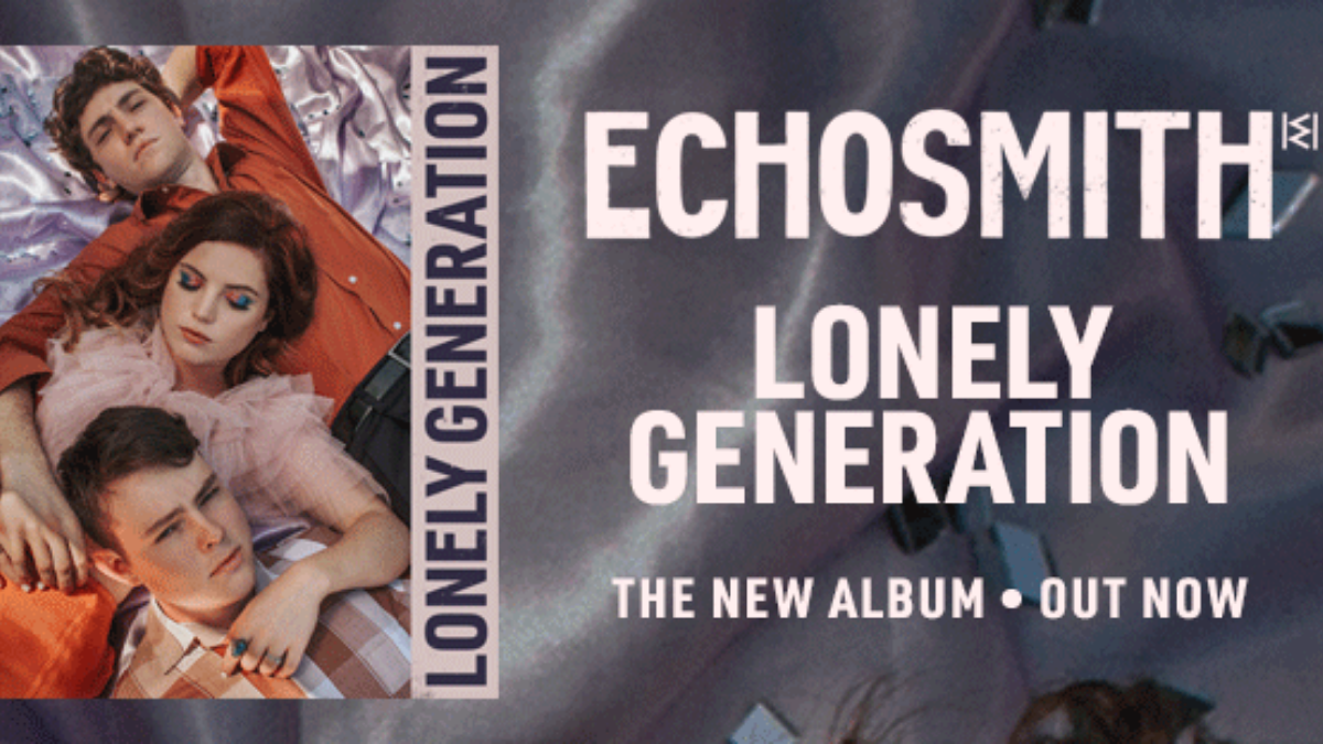 Echosmith Releases Their Long Awaited Sophomore Album